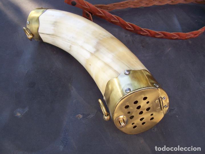 Antigüedades: Huronera de Asta de Toro - Foto 3 - 137938290