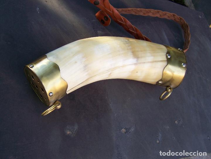 Antigüedades: Huronera de Asta de Toro - Foto 6 - 137938290