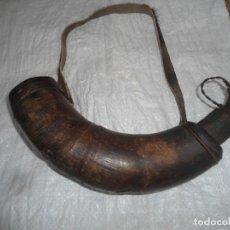 Antigüedades: CUERNO. Lote 137946194