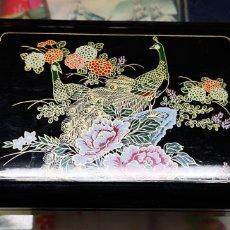 Antigüedades: JOYERO MUSICAL JAPONÉS.FUNCIONA. Lote 137993000