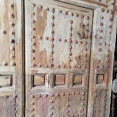 Antigüedades: PORTÓN DEL SIGLO XVII. Lote 138002801