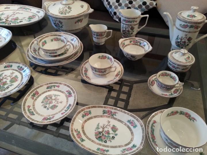 DESPIECE VAJILLA PONTESA PORCELANA (Antigüedades - Porcelanas y Cerámicas - Otras)