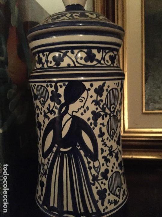 Antigüedades: Cerámica de Manises, firmada - Foto 5 - 138034182