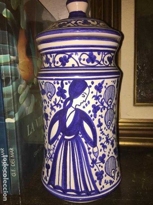 Antigüedades: Cerámica de Manises, firmada - Foto 6 - 138034182