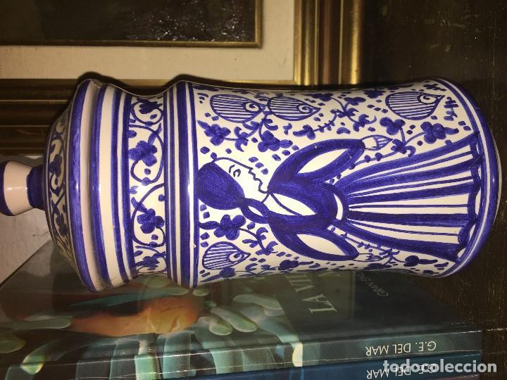 Antigüedades: Cerámica de Manises, firmada - Foto 7 - 138034182