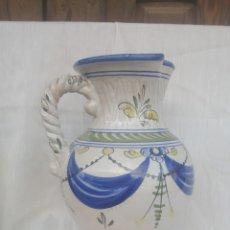 Antigüedades: JARRA DE TALAVERA DEL ALFAR DE NIVEIRO. Lote 138051818