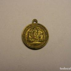 Antigüedades: ANTIGUA MEDALLA RELIGIOSA, APOSTOLADO DE LA ORACIÓN*, AUTOR L. PENIN, LION. SIGLO XIX.. Lote 138084930