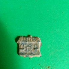 Antigüedades: ANTIGUA PIEZA DE BRONCE. Lote 138098005