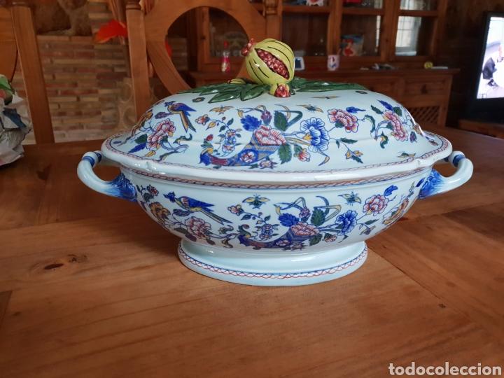 Antigüedades: PORCELANA FRANCESA - Foto 3 - 138103125