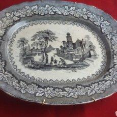 Antigüedades: BANDEJA SARGADELOS. Lote 138111501