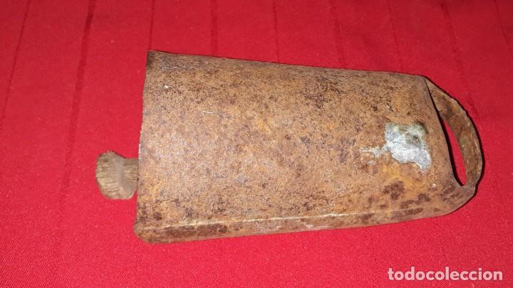 Antigüedades: CENCERRO BADAJO DE MADERA - Foto 4 - 138158866