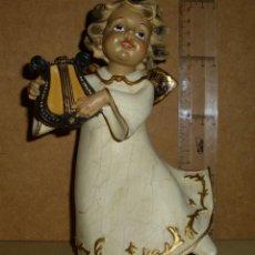 Antigüedades: FIGURA ANGELITO. Lote 138159154