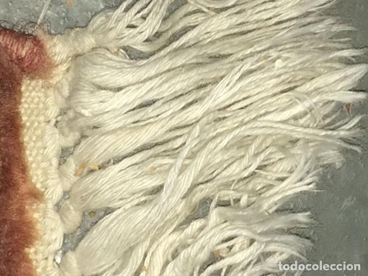 Antigüedades: ALFOMBRA ORIENTAL. ESTILO BUKHARA. VISCOSA O SEDA. ORIENTE MEDIO. SIGLO XX - Foto 5 - 138165486
