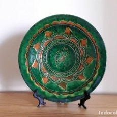 Antigüedades: PLATO CERÁMICA TITO. Lote 138373578