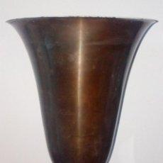 Antigüedades: LÁMPARA DE SOBREMESA ART DECO - ATRIBUIDA A GENET ET MICHON -. Lote 138521386