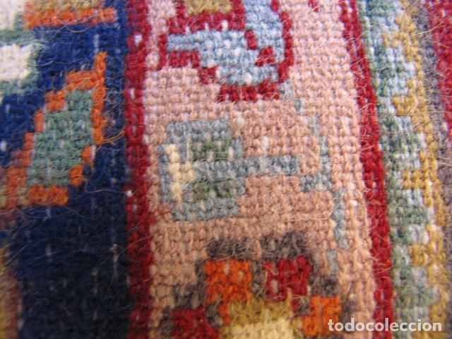 Antigüedades: Alfombra Persa Muchos nudos. Shahr - Foto 7 - 138567194