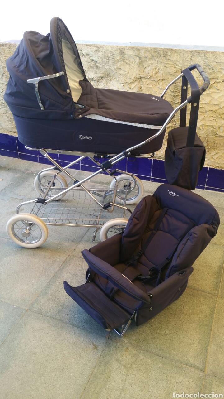 COCHECITO ARRUE (Antigüedades - Moda y Complementos - Infantil)