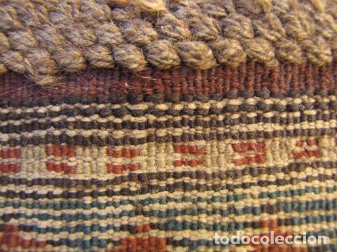 Antigüedades: Afombra Persa nudos - Foto 4 - 138572594
