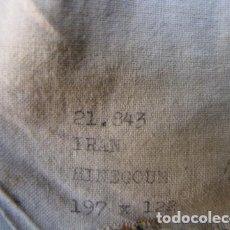 Antigüedades: ANTIGUA ALFOMBRA IRAN. RINEGOUM. Lote 138576202