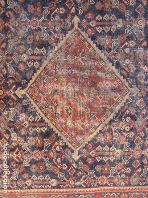 Antigüedades: Antigua alfombra Iran. Rinegoum - Foto 2 - 138576202