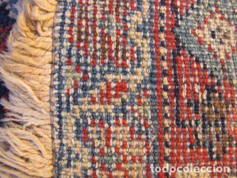 Antigüedades: Antigua alfombra Iran. Rinegoum - Foto 3 - 138576202