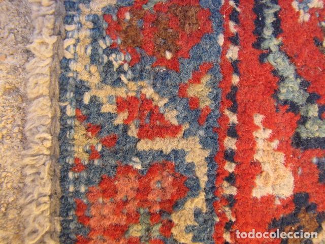 Antigüedades: Antigua alfombra Iran. Rinegoum - Foto 4 - 138576202