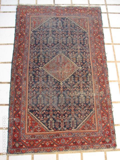 Antigüedades: Antigua alfombra Iran. Rinegoum - Foto 6 - 138576202