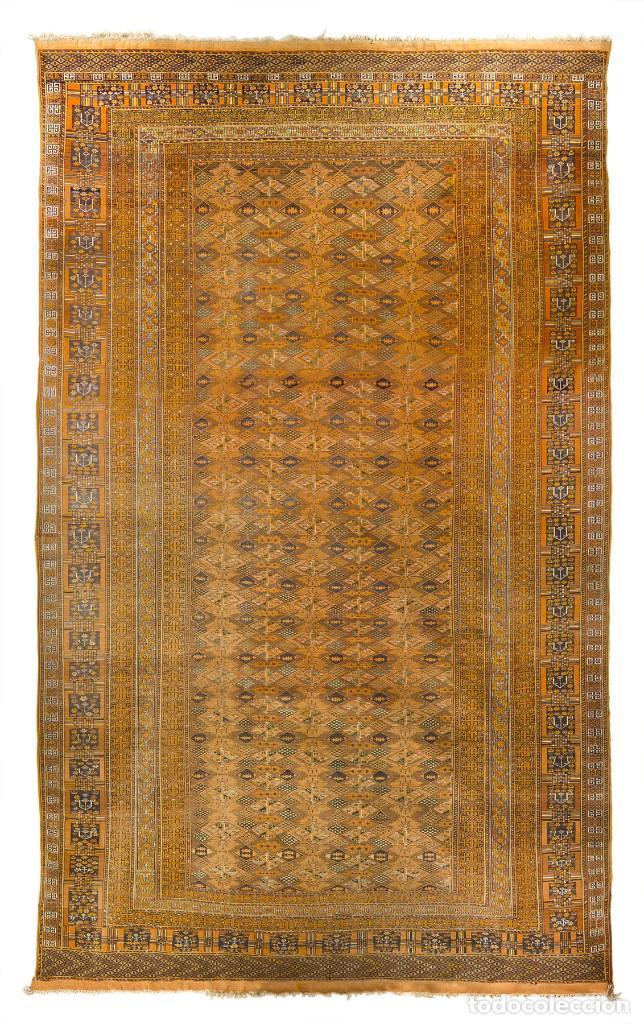 ALFOMBRA LANA ORIENTAL ANUDADA A MANO - AFGHAN - PAKISTÁN - NUDO PERSA - SENNEH (Antigüedades - Hogar y Decoración - Alfombras Antiguas)