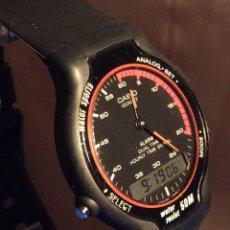 Relojes - Casio: RELOJ CASIO AW 30 ¡¡ MUY PLANO !! VINTAGE ¡¡NUEVO!! (VER FOTOS). Lote 140148912