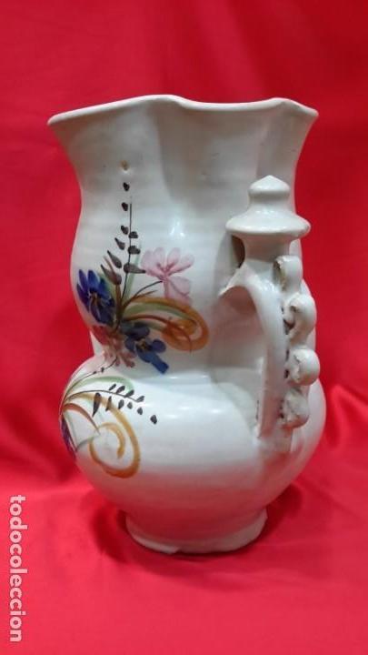 Antigüedades: GRAN JARRA DE NOVIA .... MURCIANA. - Foto 9 - 138630506