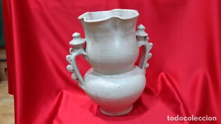 Antigüedades: GRAN JARRA DE NOVIA .... MURCIANA. - Foto 11 - 138630506