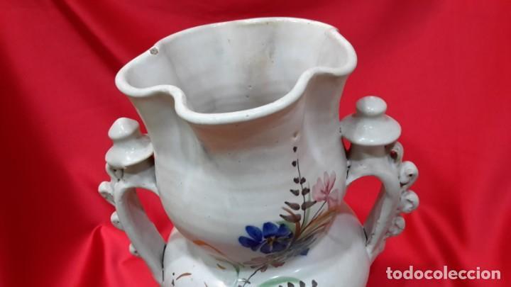 Antigüedades: GRAN JARRA DE NOVIA .... MURCIANA. - Foto 15 - 138630506
