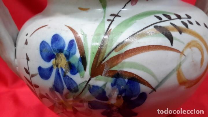 Antigüedades: GRAN JARRA DE NOVIA .... MURCIANA. - Foto 17 - 138630506