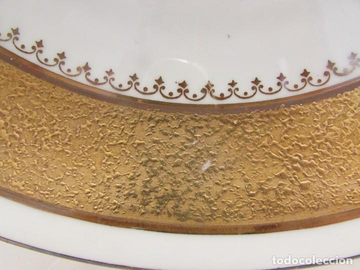 Antigüedades: PLATO PARA TARTAS EN PORCELANA ROYAL PORZELLAN BAVARIA KPM - Foto 3 - 138671106