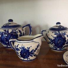 Antigüedades: JUEGO CAFE. Lote 138711485