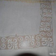 Antiquitäten - juego de sabana de hilo - 138724926