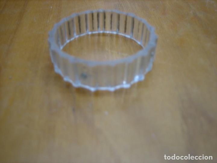 7bdb9baff3c6 ANTIGUO ARO PARA LAMPARA DE CRISTAL ANTIGUA (Antigüedades - Cristal y  Vidrio - Otros)