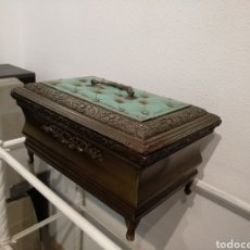 Antigüedades: CIGARRERA. Lote 138754529
