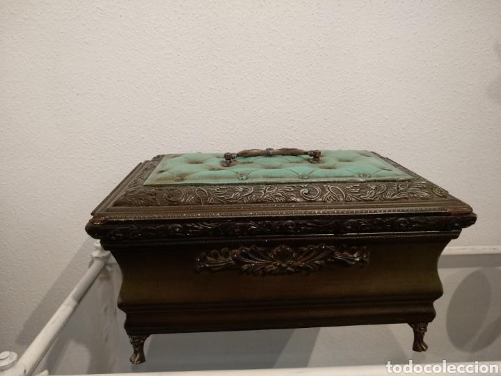 Antigüedades: CIGARRERA - Foto 5 - 138754529