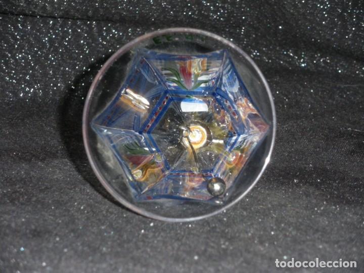 Antigüedades: Campanita de cristal Orrefors Suecia - Foto 3 - 138773762