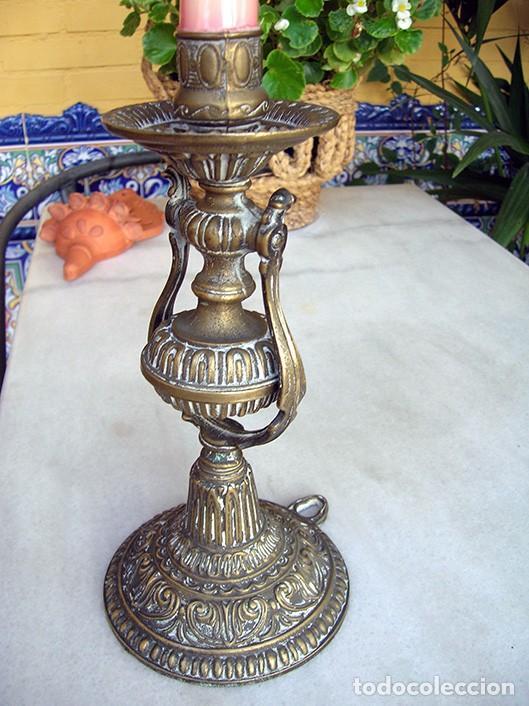 Antigüedades: Aplique de bronce - Foto 3 - 138862614