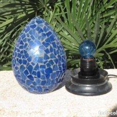 Antigüedades: LAMPARA MOSAICO. Lote 138862870