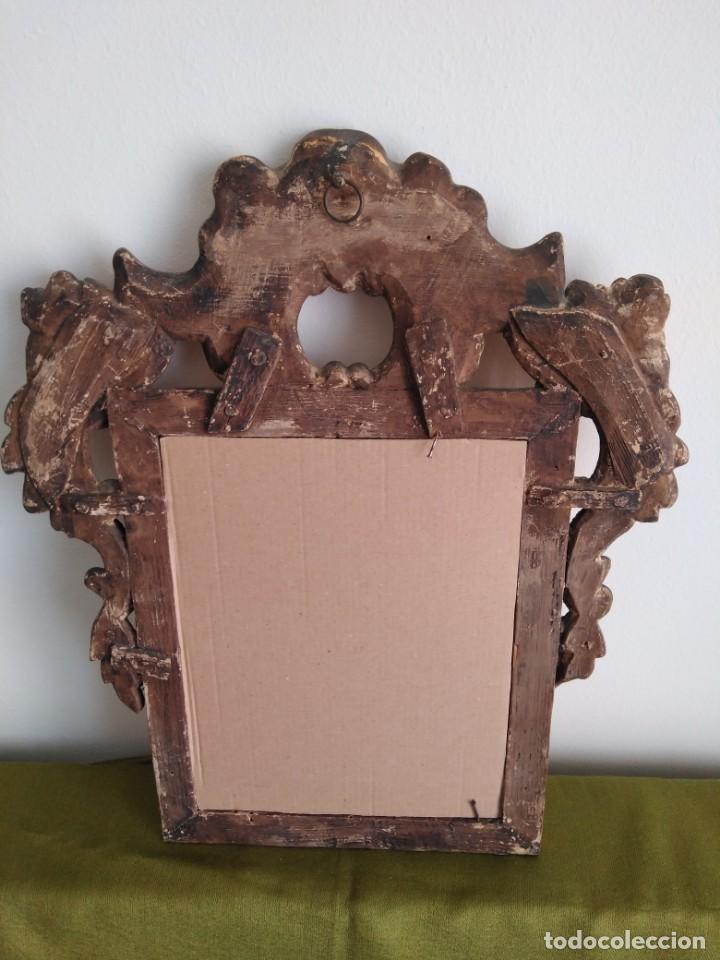 Antigüedades: Marco cornucopia - Foto 2 - 138868850