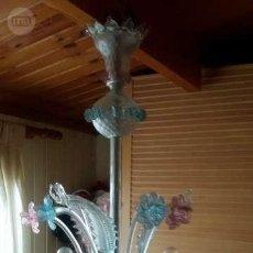 Antigüedades: LAMPARA MURANO. Lote 138876042