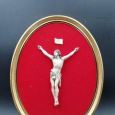 Antigüedades: CRISTO MARFIL SIGLO XIX. Lote 138903538
