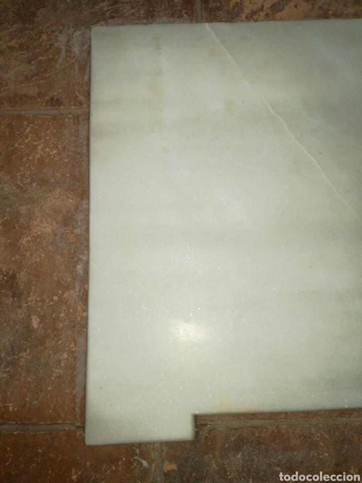 Antigüedades: Antigua tapa de marmol de Cómoda - Foto 2 - 138987314