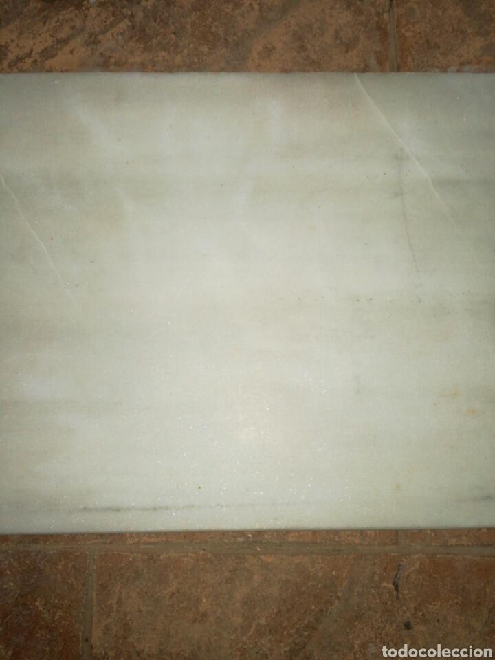 Antigüedades: Antigua tapa de marmol de Cómoda - Foto 3 - 138987314