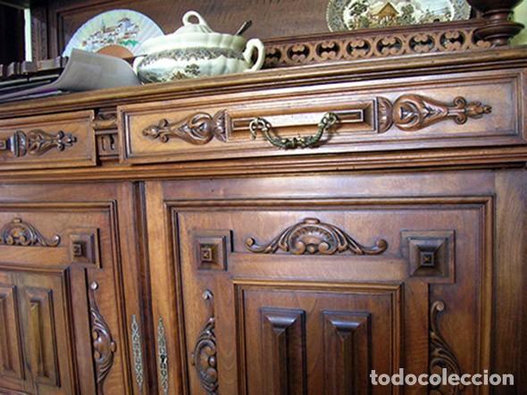 Antigüedades: Chinero alacena Antiguo - Foto 4 - 138988814