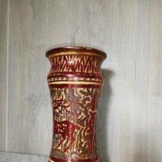 Antigüedades: ALBARELO ANTIGUO REFLEJOS METALICOS. Lote 171302919