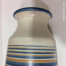 Antigüedades: JARRÓN DE CERAMICA AÑOS 60. Lote 139030230